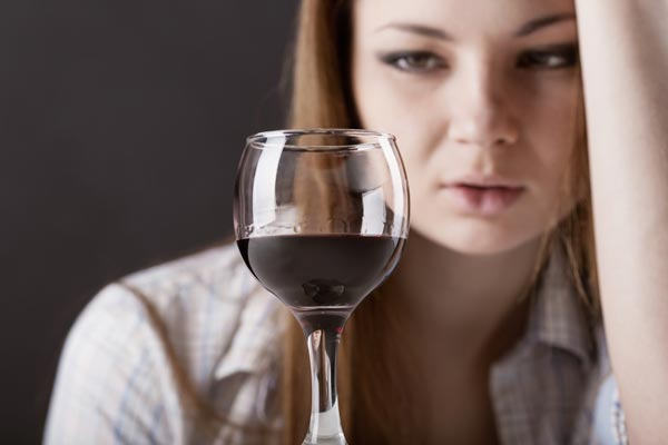 Avoid alcohol after your meal