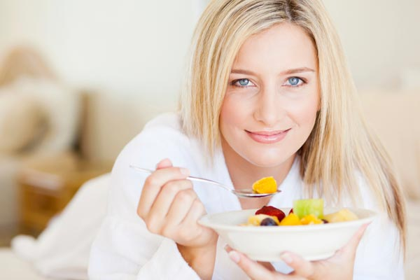 Avoid food before bed and acid reflux