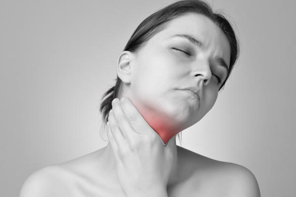 Sore Throat or infection